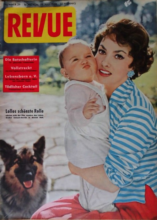 revue 1958