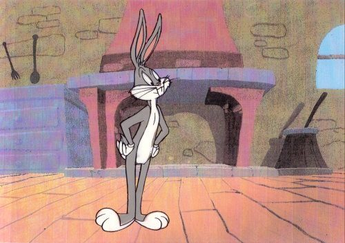 Bugs Bunny - Cel