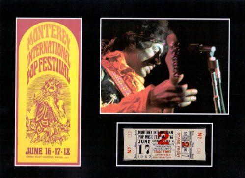 Monterey Popfestival 1967