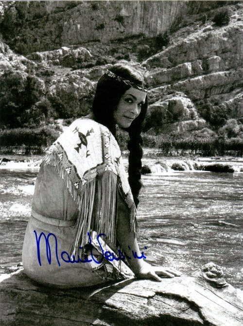 Marie Versini aus Winnetou