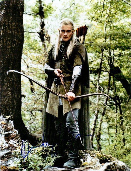 Orlando Bloom als Legolas
