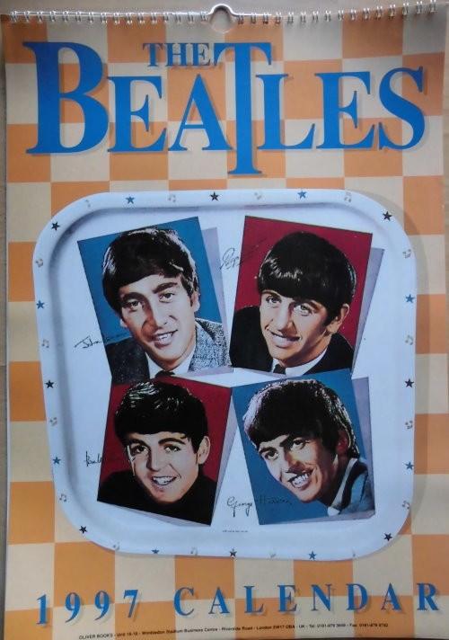 Beatles kalender 1997