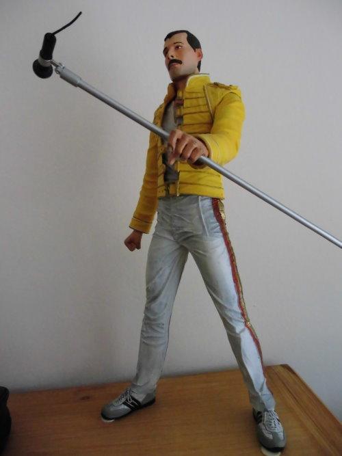 Freddie Mercury - Figur