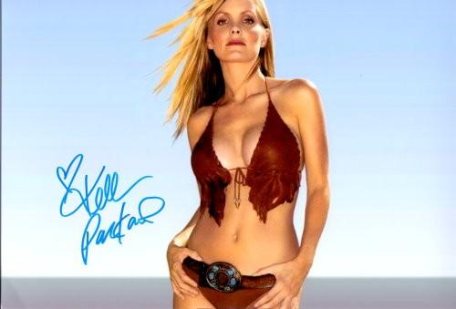 Kelly Packard - Autogramm - Baywatch