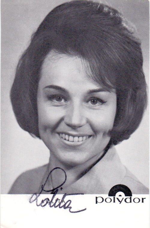 Lolita Autogramm