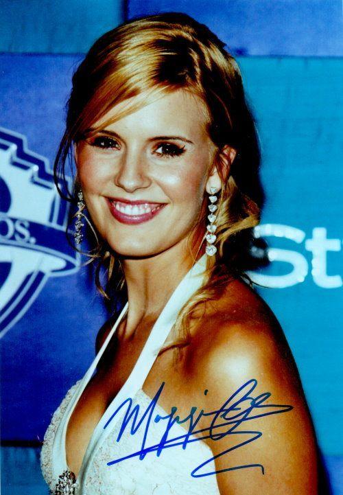 Maggie Grace Autogramm
