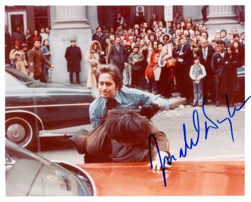 Michael Douglas Autogramm