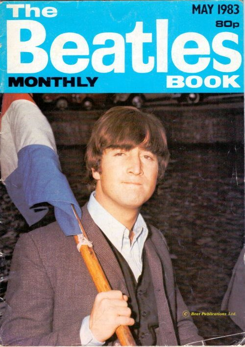 The Beatles - Monthly Book