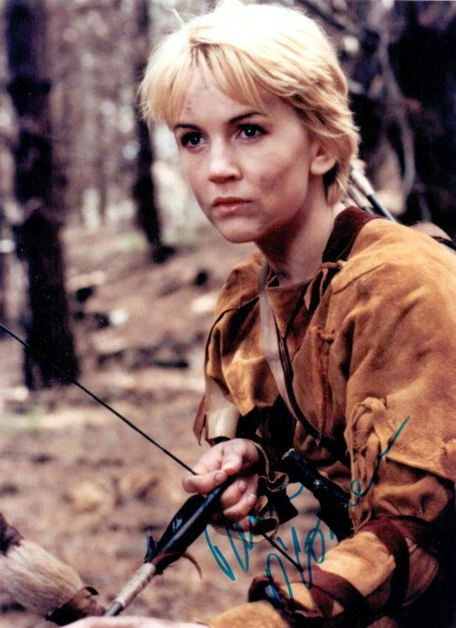 Renee O'Connor Autogramm