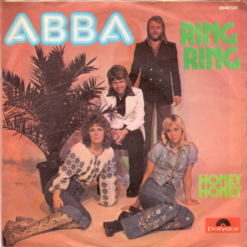 ABBA - Ring Ring Vinyl-Single