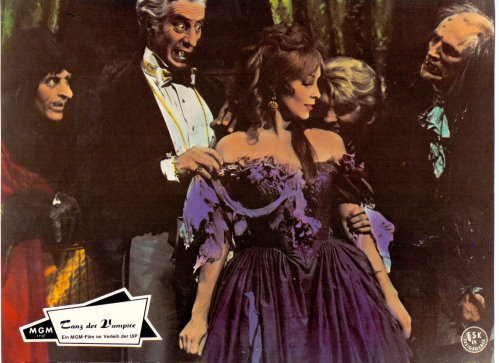 Tanz der Vampire - Lobbycard