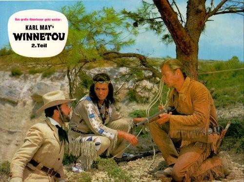 Winnetou 2 - Aushangfoto
