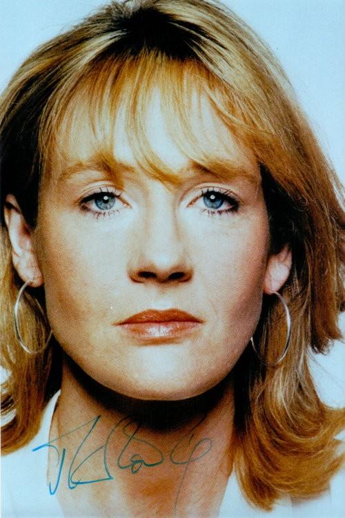 J.K. Rowling Autogramm