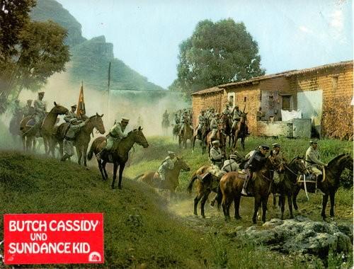Butch Cassidy & Sundance Kid - Lobbycard