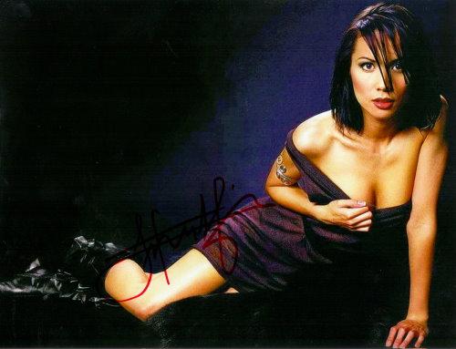 Lexa Doig Autogramm