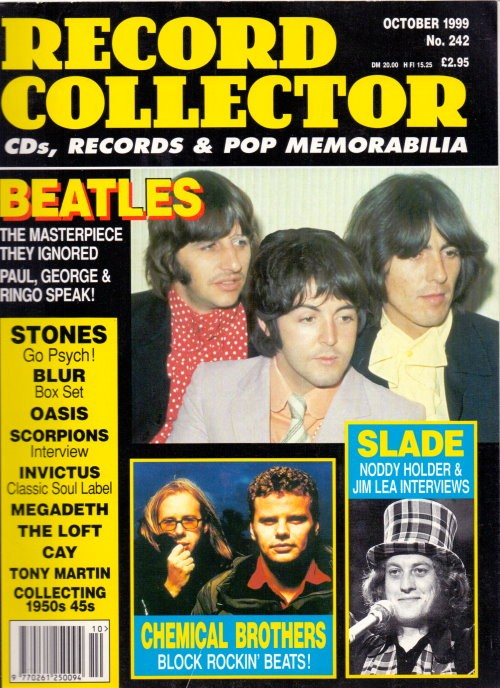 Record Collector - Magazin