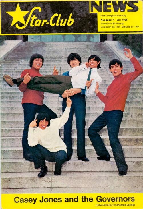 Star-Club Magazin von 1965