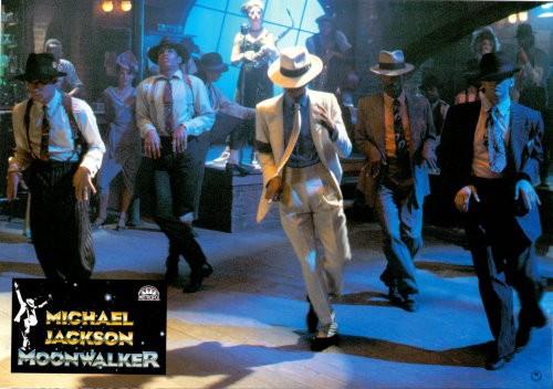 Moonwalker - Michael Jackson - Aushangfoto