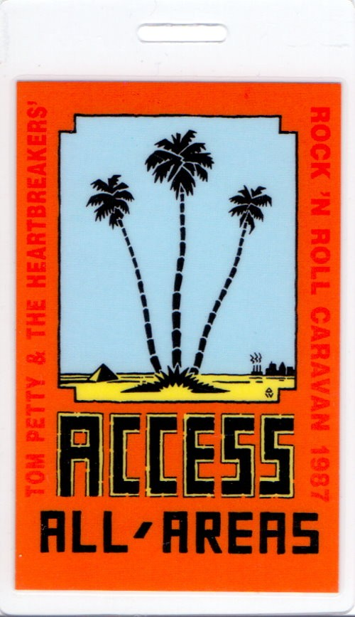 Tom Petty & The Heartbreakers - All Access Tourpass