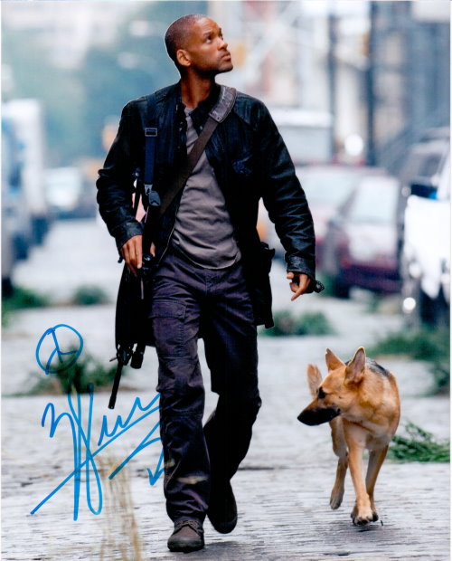 Will Smith Autogramm