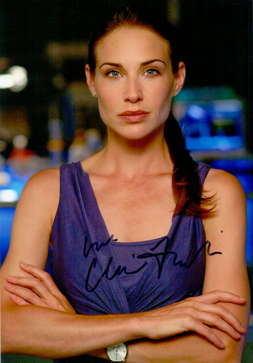 Claire Forlani Autogramm