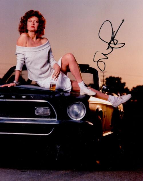 Susan Sarandon Autogramm
