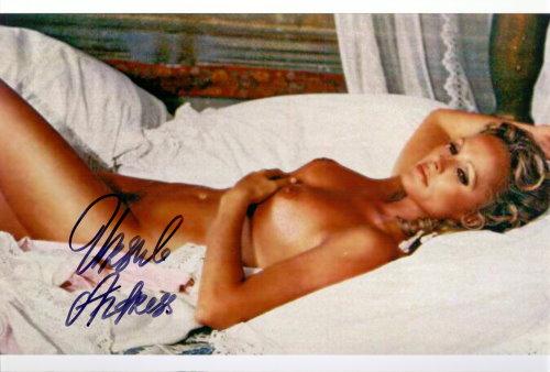 Ursula Andress Autogramm