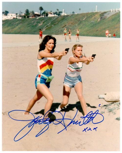 Jacqueline Smith Autogramm