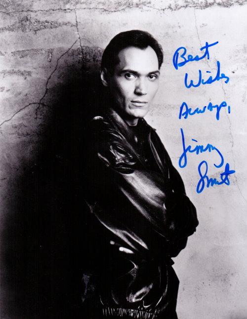 Jimmy Smits Autogramm
