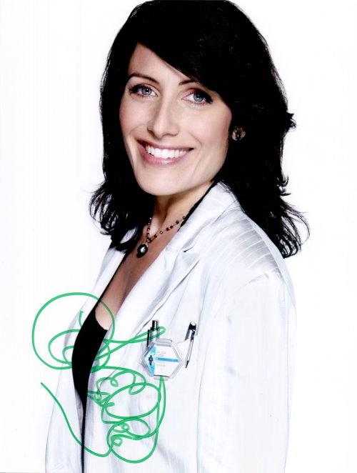 Lisa Edelstein Autogramm