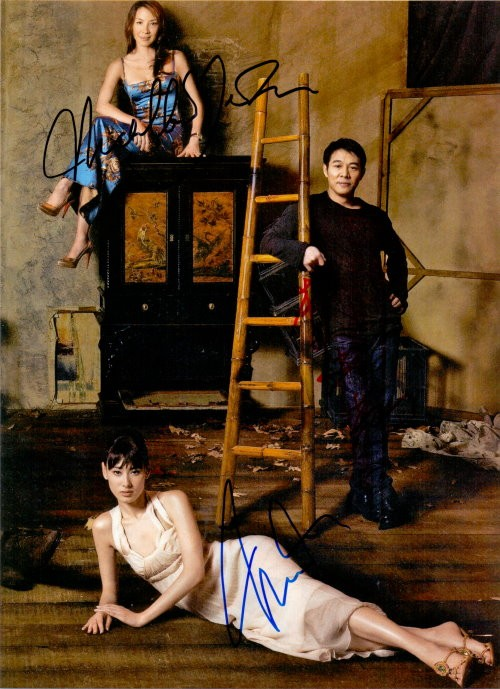 Die Mumie 3 - Cast Autogramm