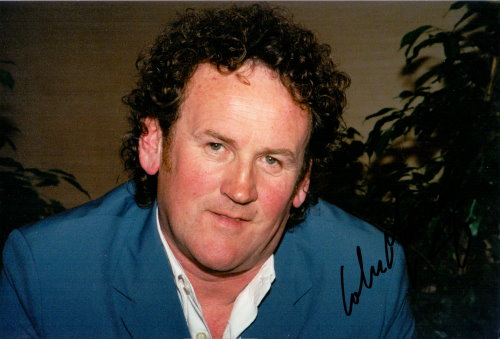 Colm Meaney Autogramm
