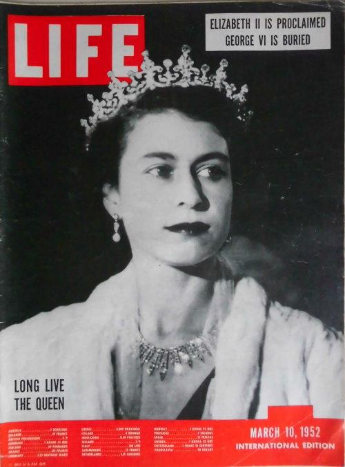 LIFE-Magazin - Original-Ausgabe vom 10. März 1952