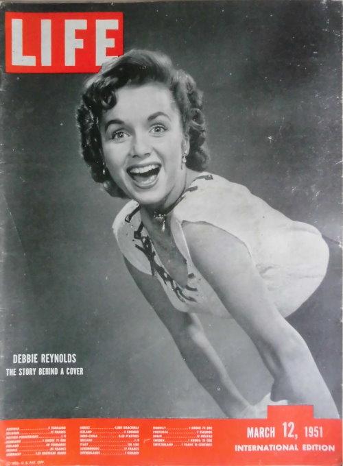 LIFE-Magazin - Original-Ausgabe vom 12. März 1951