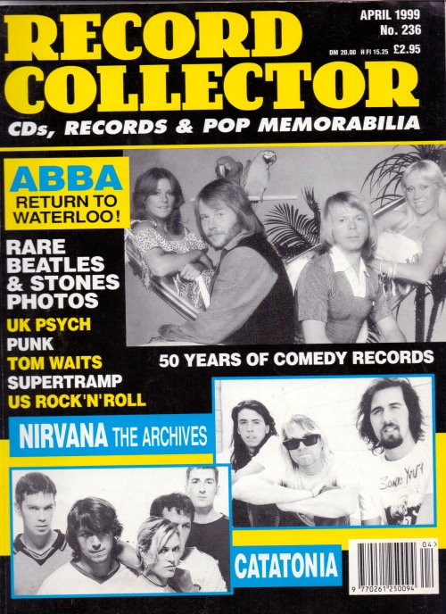Record Collector aus 1999