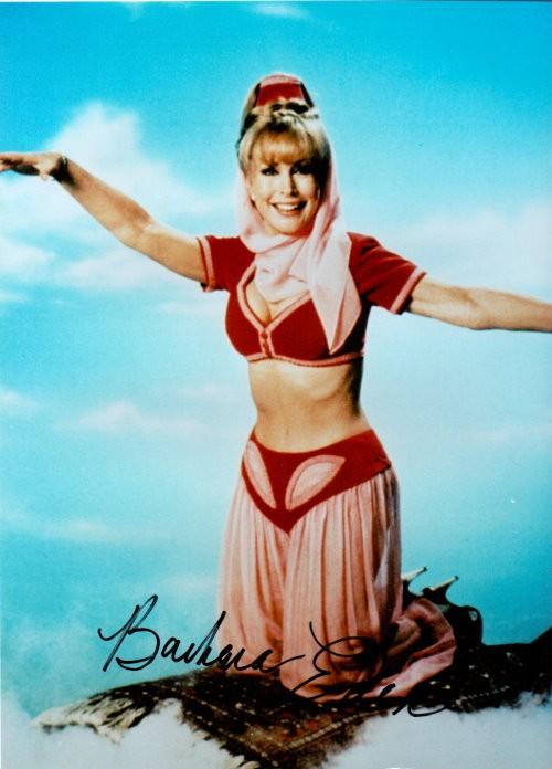 Barbara Eden Autogramm