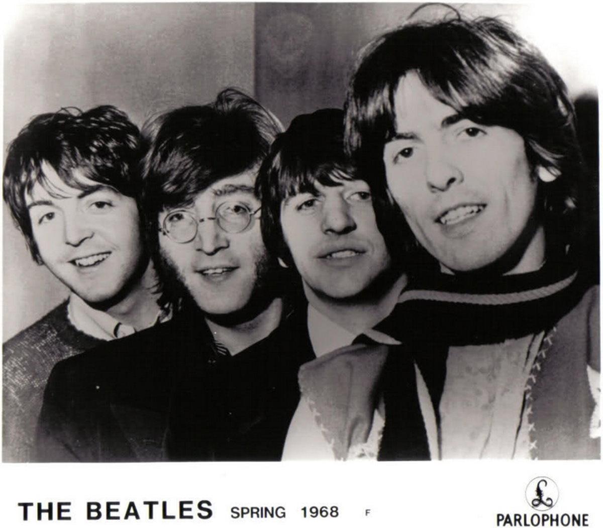 The Beatles Promofoto 1968