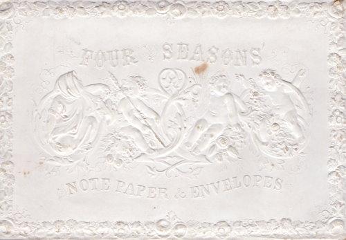 Four Seasons' - Note Paper & Envelopes