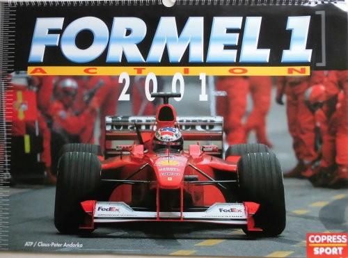 Formel 1 - Offizieller Profi-Kalender 2001