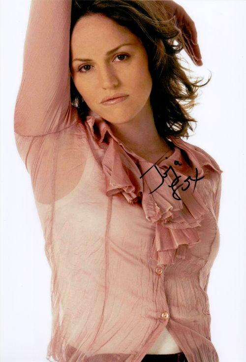 Jorja Fox Autogramm