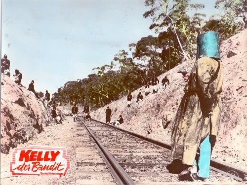 Kelly Der Bandit - Original Lobbycard