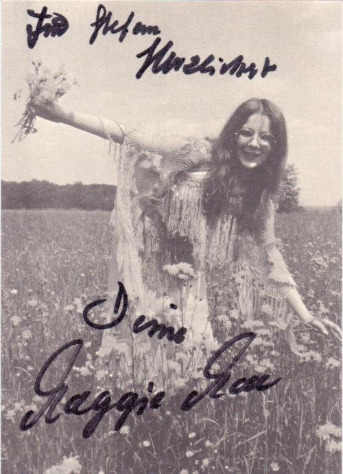 Maggie Mae Autogramm