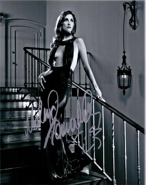 Melina Kanakaredes Autogramm