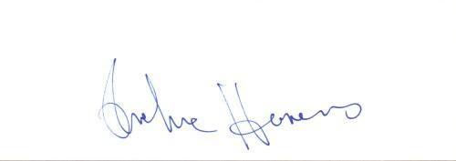 Richie Havens Autogramm