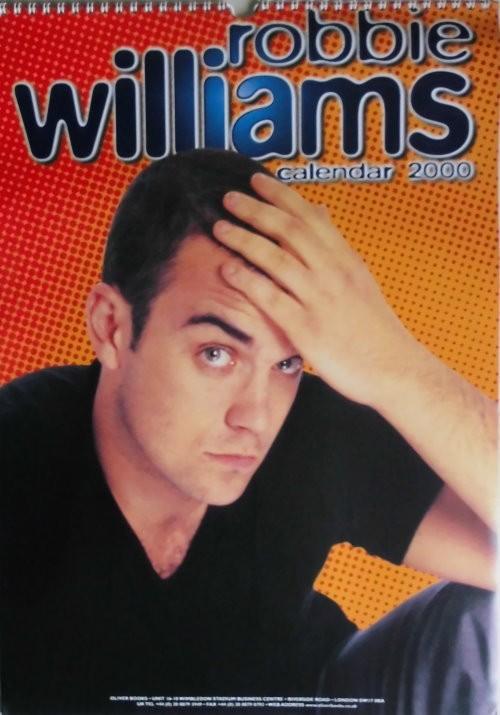 Robbie Williams - Offizieller Kalender 2000