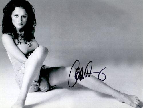 Robin Tunney Autogramm