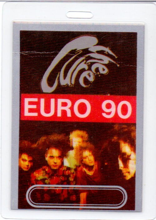 The Cure - Tourpass