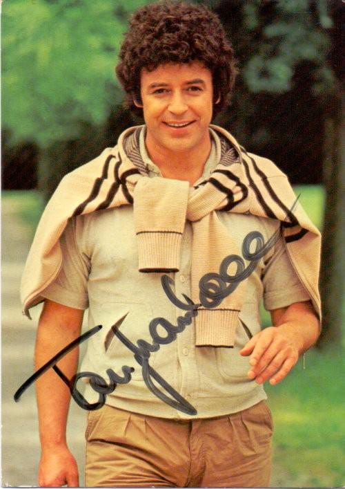 Tony Marshall Autogramm
