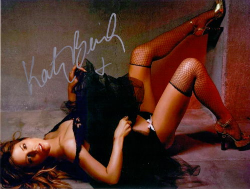 Kate Beckinsale Autogramm