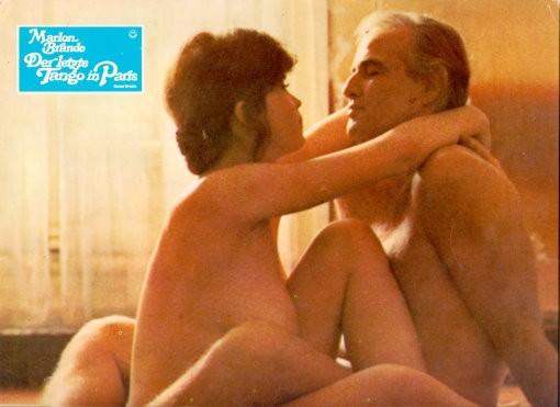 Der letzte Tango in Paris - 9 Aushangfotos/Lobbycards